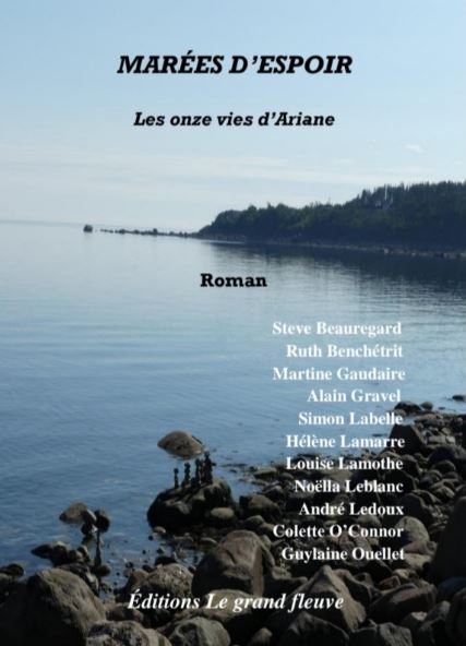Marées d'espoir : Les onze viesd'Ariane